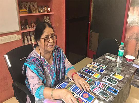 2 3 | Nakshatra Oracle Cards