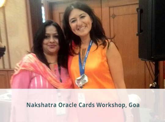 4 3 | Nakshatra Oracle Cards