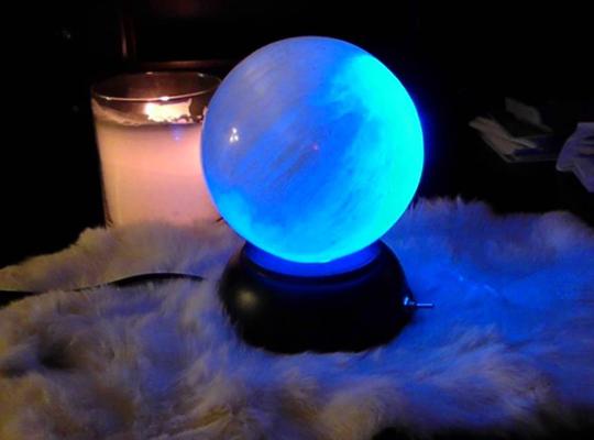 Crystal Ball Gazing | Crystal Ball Gazing